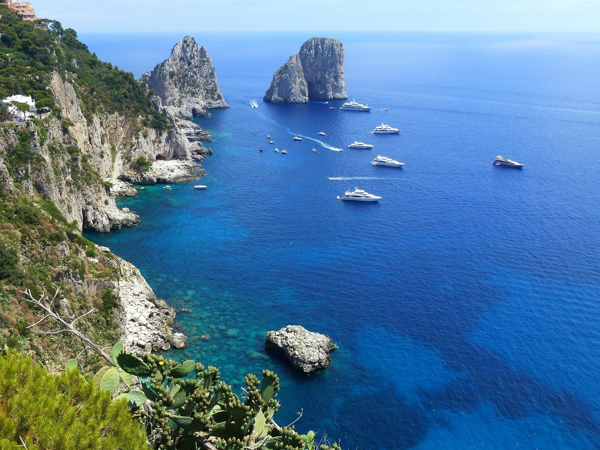 Viva L'Italia: The 5 Best Places to Visit in Italy for Sightseers